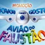 Avião do Faustão Promoção