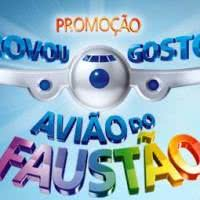 aviao-do-faustao-promocao