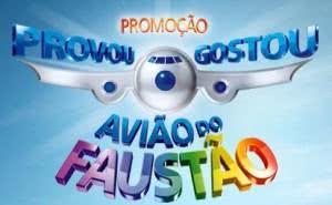 aviao do faustao promocao 300x185 Avião do Faustão Promoção