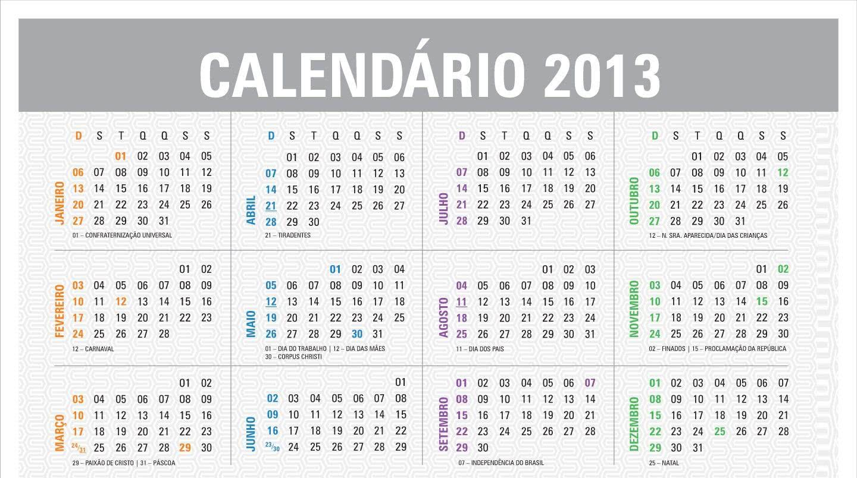 Janeiro2013 300x167 Calendrio Janeiro Feriados Datas Comemorativas
