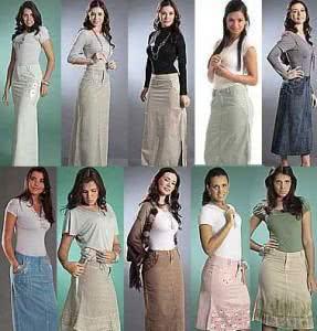 moda1 287x300 Moda Evangélica   Tendências, Fotos